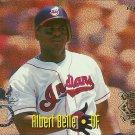 1995 Fleer All-Star Game Albert Belle, Marquis Grissom No. 17 of 25