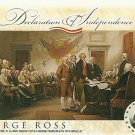 2006 Topps Declaration of Independence George Ross