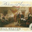 2006 Topps Declaration of Independence George Walton