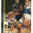 1997 Topps Dale Davis No. 169 Error Card