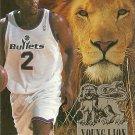 1994-95 Fleer Young Lions Chris Webber No. 6 of 6