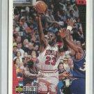 1998 Collector's Choice Chicago Bulls Team Set Michael Jordan No. CB6
