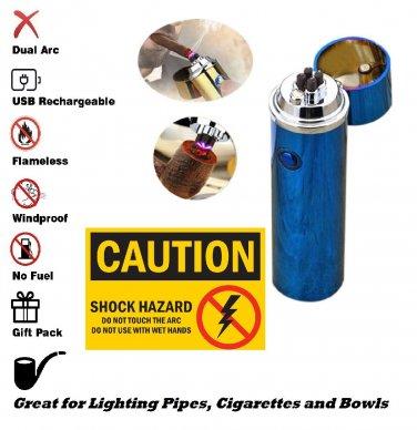 Plasma Lighter *NEON BLUE*