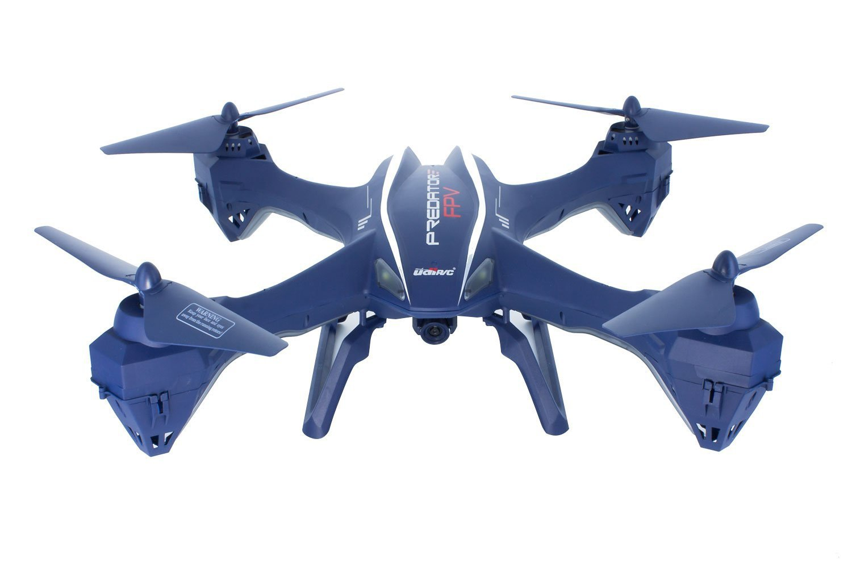 U842 Predator WiFi FPV QuadCopter RC Drone