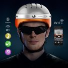 Airwheel C5 Intelligent Helmet with Front Camera and Bluetooth Speaker