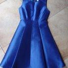 Kate Spade Blue Fit & Flare Cocktail Sheath Dress 4