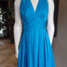CALVIN KLEIN Sleeveless Fit & Flare Sheath Dress 4
