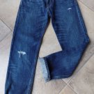 RALPH LAUREN Prescott 208 Lucy Wash Final Destination Jeans 26