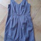 NWT TALBOTS Blue Sleeveless Fit & Flare Sheath Dress 18