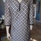 MARC JACOBS Polka Dot 100% Silk Sift Dress 10
