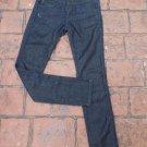 TAVERNITI Straight Leg Cameron 12 Dark Wash  Jeans 24