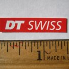 DT SWISS HUB Road G Mountain Bike Bicycle DECAL STICKER