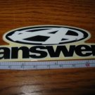 ANSWER MANITOU MTB Mountain Bicycle Bike Sticker Decal