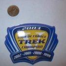 2003 Lance Armstrong TREK BIKES Sticker Decal FRAME