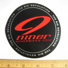 NINER 29 9'er Mountain BIKE BICYCLE FRAME STICKER DECAL