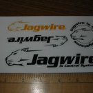 JAGWIRE Mountain Road Bike Bicycle RACE STICKER DECAL