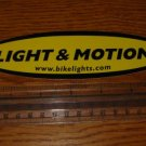 Light & Motion Road MTB Bike Frame Bikes STICKER DECAL