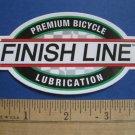 FINISH LINE LUBE  Mountain Bike Bicycle DECAL STICKER