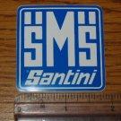 SMS Santini Jersey Tri Road Mountain BIKE STICKER DECAL