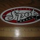 SPOT Bicycle MTB Race Frame Car Bike  STICKER DECAL