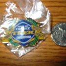 2002 4X LANCE ARMSTRONG USPS TOUR DE FRANCE BIKE PIN