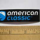AMERICAN CLASSIC Mountain Bike Bicycle DECAL STICKER a1