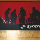 SYNCROS MTB Tri Road Bike Bicycle Frame Sticker Decal a