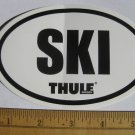 THULE SKI  RACK Car Frame Bike Bicycle STICKER DECAL