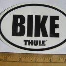 THULE BIKE  RACK Car Frame SKI  Bicycle STICKER DECAL