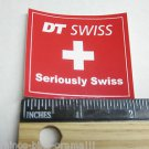 "2"" DT SWISS HUB Wheel Rim Ride Spoke Road Mountain Bike Bicycle DECAL STICKER"