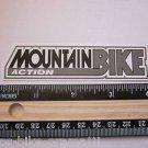 "4"" Mountain Bike Action Magazine Bicycle Frame Car MTB Truck Rack DECAL STICKER"