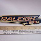 "8"" RALEIGH Mountain Road CX MTB Bicycle Car TT Tri Race Bike Frame DECAL STICKER"