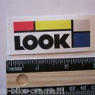 "3"" LOOK Road Pedal Logo Ride Mountain Mountain Bicycle Bike Frame Sticker Decal"