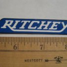 "3.5"" RITCHEY Bicycle BIKE Mountain Road Tri Frame Rack Car Truck STICKER DECAL"