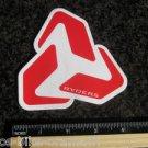 "4"" RYDERS Glasses Sports Bike Ride Run Power Road Mountain Frame STICKER DECAL"