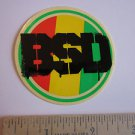 "2.5"" BSD Bike Bicycle Ride Road BMX truck MTB Race Car Tool Frame STICKER DECAL"