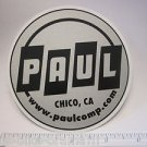 "4"" PAUL Comp Mountain Road Ride Bike Frame Bicycle DECAL STICKER Free Shipping"