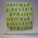"""3"""" HOFFMAN BIKES Bmx Ride Park Jump Frame Bicycle DECAL STICKER Free Shipping"""