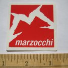 MARZOCCHI FREE RIDE Mountain Bike Race Z DECAL STICKER
