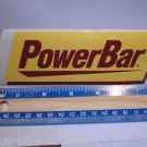 "5.5"" POWERBAR Energy Bicycle Bike Frame Tool Car Road Tri TT MTB PAPER STICKER"