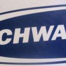 """11"""" SCHWALBE Bike Tire ROAD RACE MOUNTAIN STICKER DECAL"""