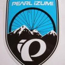 "4"" PEARL IZUMI Bicycle Sticker (Mountain, Road, Tri, Frame Race Car Bike Decal)"