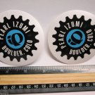 "TWO - 3"" PEARL IZUMI Bicycle Sticker (Mountain, Road, Tri, Frame Bike Decal)"