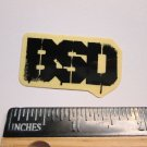 "1.5"" BSD BLACK (Trail Dirt MX RIDE BMX DH MX MTB Frame Bike) DECAL STICKER"