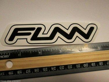 "5"" FUNN  DH MX MTB ROAD Car TRI Bike Ride Mountain Frame Bicycle DECAL STICKER"