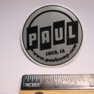 "2"" PAUL Comp Chico CA  (RIDE DH MX MTB Mountain Road Frame Bike) DECAL STICKER"