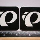 "TWO - 2"" PEARL IZUMI Bicycle Sticker (Mountain, Road, Tri, Frame Bike Decal)"