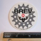 BREV. M Brev parts Ride Ride Mountain Bicycle Bike Frame Sticker Decal aab