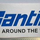 "7"" SANTINI Mountain Bike Ride Bicycle Frame Car MTB Truck Rack DECAL STICKER ma1"