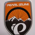 "4"" PEARL IZUMI Bicycle Sticker (Mountain, Road, Frame Race Car Bike Decal RBZ"